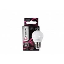 Купить LED Лампа VELMAX G45 4W E27 3000K 360Lm 00-20-29