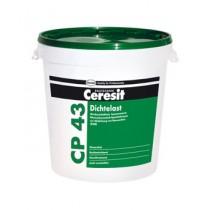 Купить Ceresit CP 43 двухкомпонентная эластичная гидроизоляционная мастика