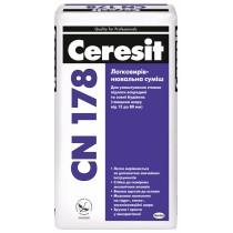 Купить CN 178 выравнивающая смесь для пола (от 15 до 80 мм), 25 кг