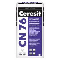 Купить CN 76 высокопрочная самовыравнивающаяся цементная смесь (от 4 до 15 / 50 мм), 25 кг