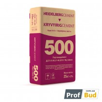 Купить Цемент ПЦ-500, 25кг Кривой Рог