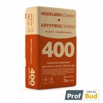 Купить Цемент ШПЦ III/А-400, 25 кг Кривой Рог