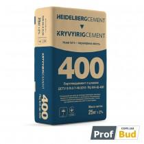 Купить Цемент ПЦ II/А-Ш 400, 25кг EU Кривог Рог