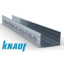Купить  Профиль КНАУФ CW-75 (0,60 мм), 3 м