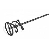 Купить Миксер для штукатурки с резьбой М14 125х600мм 10-30кг