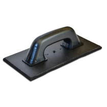 Купить Терка пластмассовая с черной резиной 130х270мм 07-203