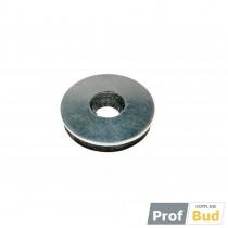 Купить  Шайба с резиновой прокладкой EPDM  цинк 4,8х14