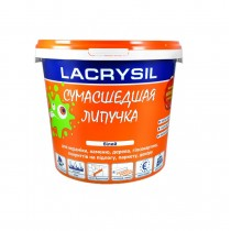 Купить Клей сумасшедшая липучка 12кг Lacrysil