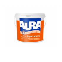Купить Интерьерный акриловый лак Aura Aqua Lack 20, 1л.