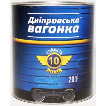 Купить Эмаль Вагонка Черный лак ПФ-133 (2,5л)