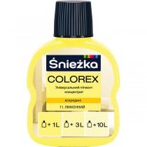 Купить Пигмент Colorex №11 лимон, 100 мл