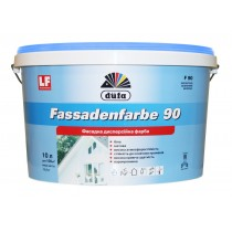 Купить Краска акриловая Dufa Fassadenfarbe F90, 2.5 л