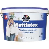 Купить Краска латексная Dufa Mattlatex D100, 1 л