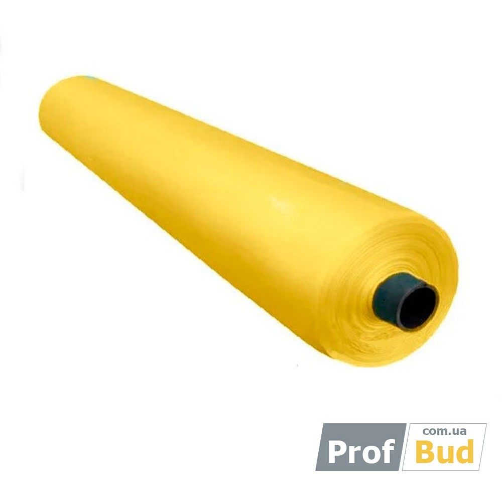 Купить Пленка полиэтиленовая тепличная УФ-светостабилизированная 120 мкм, рукав 1500 мм, рулон 100 м (по метру)