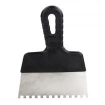 Купить Шпатель зубчатый 6x6 мм, 150 мм