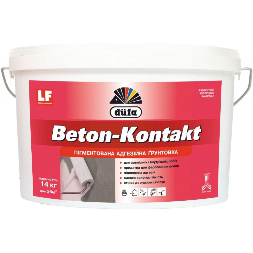 Купить Грунтовка Dufa Beton-Kontakt, 5 кг