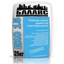 Купить  ЕКО 15 Клей для керамогранита, 25 кг