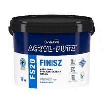 Купить Шпаклевка акриловая Sniezka Acryl-Putz FS20 Финиш, 1.5 кг
