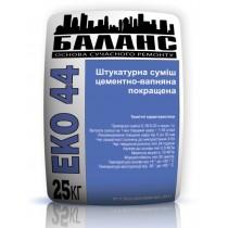 Купить ЕКО 44 Штукатурка цементно-известковая, 25 кг
