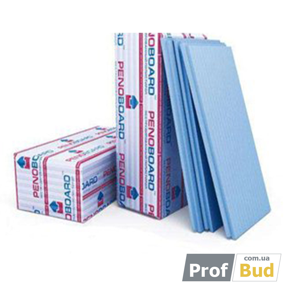 Купить Пенополистирол PENOBOARD 1200x550x30 мм (уп.14шт)